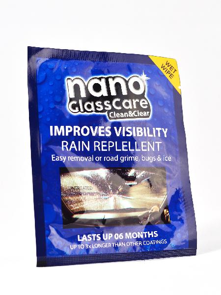 Nano Phủ kính xe hơi Glasscare